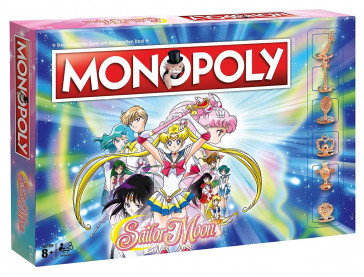 Sailor Moon Brettspiel Monopoly *Deutsche Version*