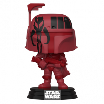 Star Wars Boba Fett POP! Figur 9 cm WonderCon Exclusive