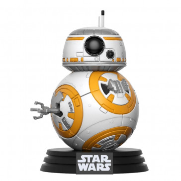 Star Wars VIII BB-8 POP! Figur 9 cm