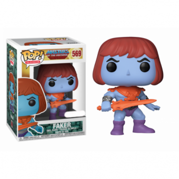Masters of the Universe Faker POP! Figur 9 cm Exclusive