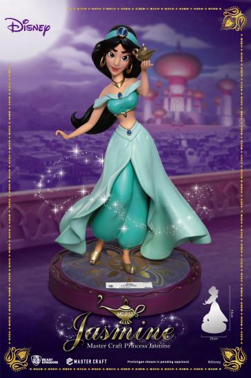 Disney Aladdin Jasmin Master Craft Statue 38 cm