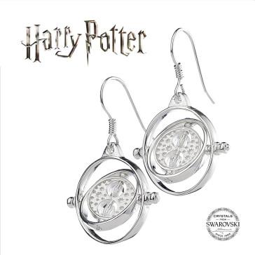 Harry Potter x Swarovksi Zeitumkehrer Ohrringe