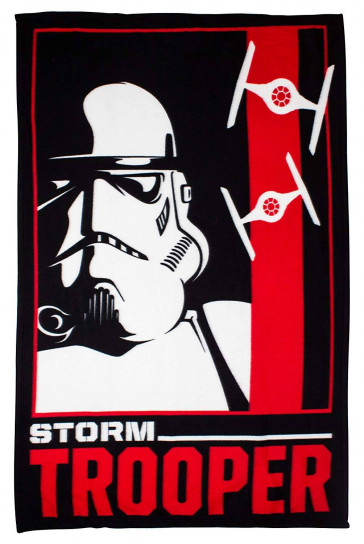 Star Wars Fleecedecke Stormtrooper 150 x 120 cm
