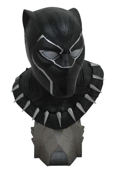 Black Panther 1/2 Büste Legends in 3D 25 cm