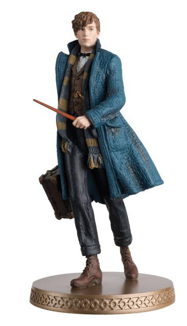 Wizarding World Newt Scamander Figurine Collection 11 cm
