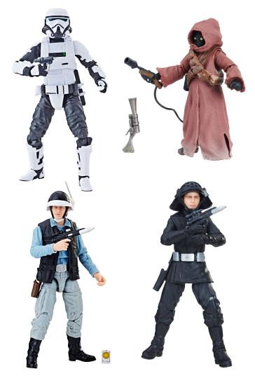 Star Wars Black Series Actionfiguren 15 cm 2018 Wave 4