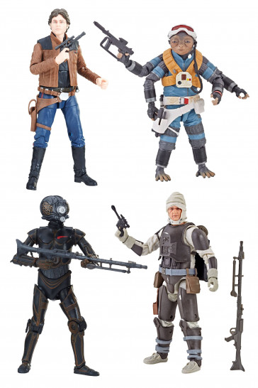 Star Wars 2018 Wave 6 Black Series Actionfiguren 15 cm