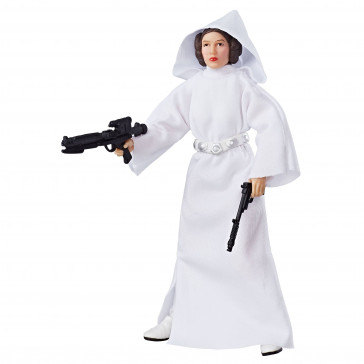 Star Wars Leia Organa Black Series Actionfigur 40th Anniversary 15 cm