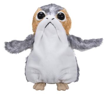Star Wars VIII Porg Interaktive Plüschfigur