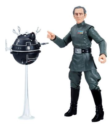 Star Wars IV Grand Moff Tarkin Black Series Actionfigur 15 cm