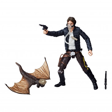 Star Wars V Han Solo Exogorth Escape Black Series Actionfigur 15 cm Exclusive
