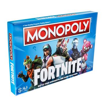 Fortnite Monopoly Brettspiel ENG