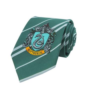 Harry Potter Krawatte Slytherin Hauswappen