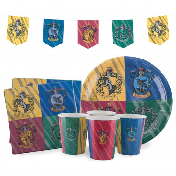 Harry Potter Hogwarts Geburtstags-Set
