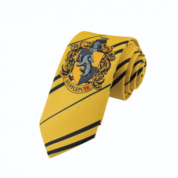 Harry Potter Kinder-Krawatte Hufflepuff