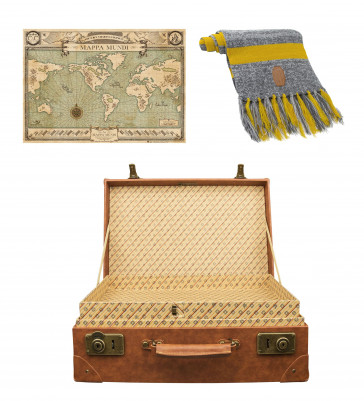 Phantastische Tierwesen Newt Scamander Koffer Prop Replica Limited Edition