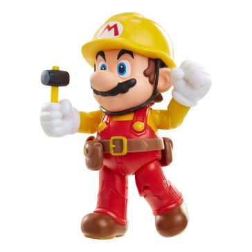 Super Mario Maker 2 Mario Actionfigur 10 cm