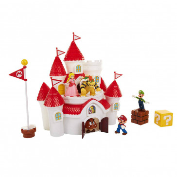 Super Mario Pilz-Palast Deluxe Spielset World of Nintendo