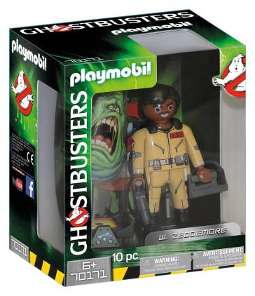 Ghostbusters Winston Zeddemore Sammlerfigur 15 cm