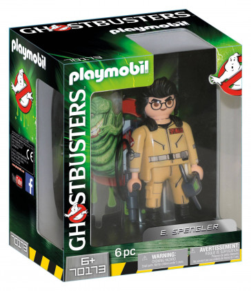 Ghostbusters Egon Spengler Sammlerfigur 15 cm