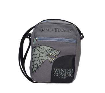 Game of Thrones Mini-Umhängetasche Stark 17 x 23 cm
