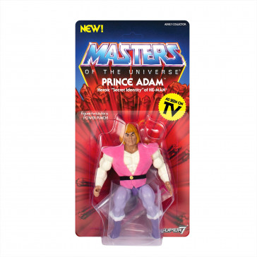 Masters of the Universe Prince Adam Vintage Collection Actionfigur 14 cm