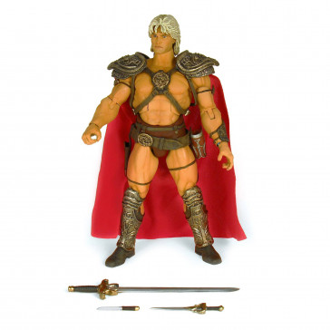 Masters of the Universe Collector's Choice William Stout Collection Actionfigur He-Man 18 cm