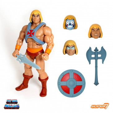 Masters of the Universe Classics Actionfigur Club Grayskull Ultimates He-Man 18 cm