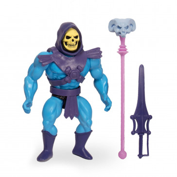 Masters of the Universe Vintage Collection Actionfigur Wave 4 Skeletor Japanese Box Ver. 14 cm