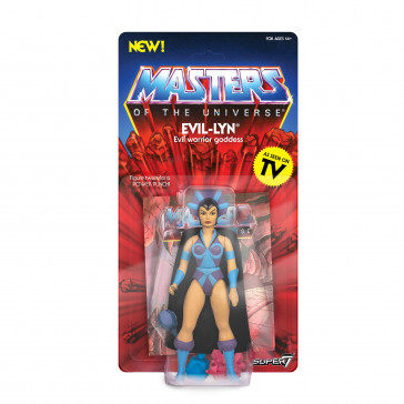 Masters of the Universe Vintage Collection Actionfigur Wave 4 Evil-Lyn 14 cm