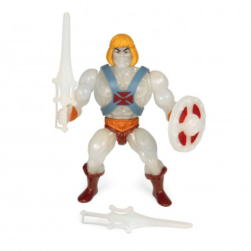 Masters of the Universe Vintage Collection Actionfigur Wave 4 Glow-in-the-Dark He-Man 14 cm