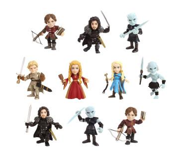 Game of Thrones Wave 1 Action Vinyls Minifiguren 8 cm Display