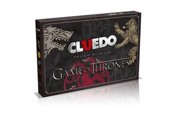 Game of Thrones Cluedo Brettspiel