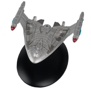 Star Trek Warp-Delta-Raumschiff Modell