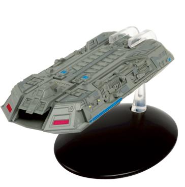 Star Trek Federation Holoship Starship Model