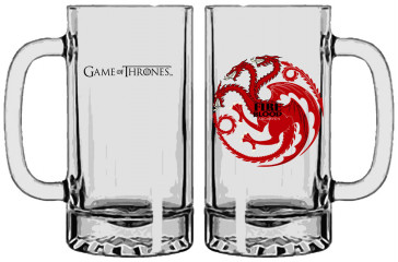 Game of Thrones Bierglas Targaryen