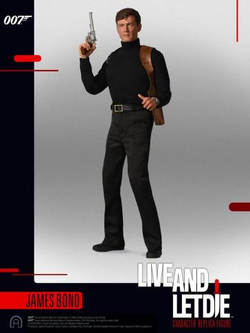 James Bond Leben und sterben lassen Collector Figure Series Actionfigur 1/6 James Bond 30 cm