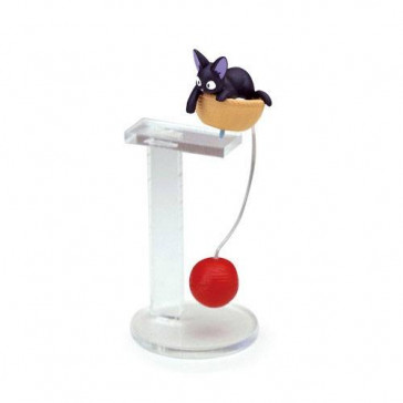 Kikis kleiner Lieferservice Pendelfigur Jiji & Yarn Ball 15 cm