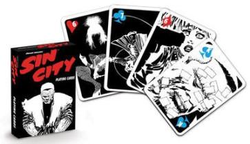 Sin City: A Dame to Kill For Spielkarten