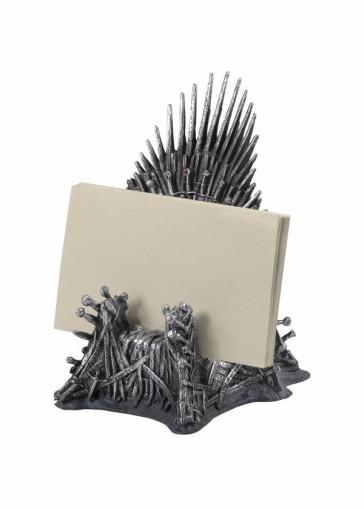 Game of Thrones Eiserner Thron Handy-Halter 11 cm