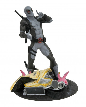 Marvel Gallery Deadpool Statue Taco Truck 25 cm SDCC 2019 Exclusive