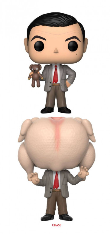 Mr. Bean POP! Figur 9 cm