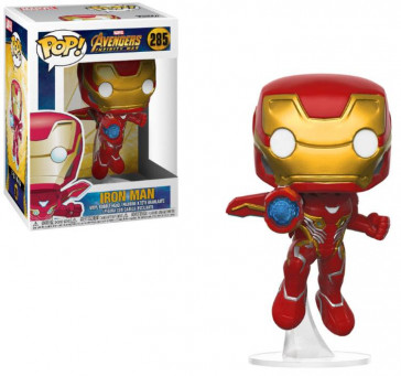 Avengers Infinity War Iron Man POP! Figur 9 cm