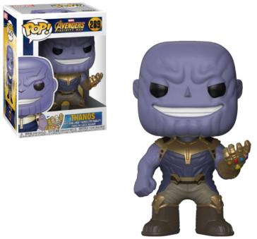 Avengers Infinity War Thanos POP! Figur 9 cm