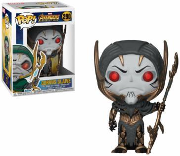 Avengers Infinity War Corvus Glaive POP! Figur 9 cm
