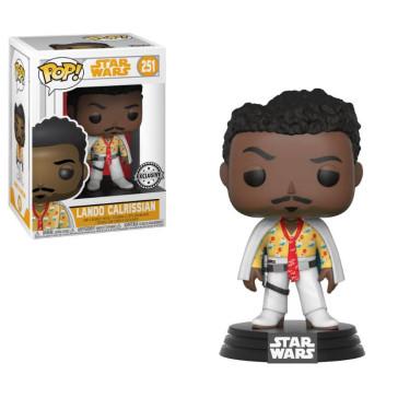 Star Wars Solo POP! Movies Vinyl Wackelkopf-Figur Lando 9 cm