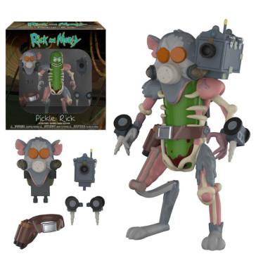 Rick & Morty Actionfigur Pickle Rick 13 cm