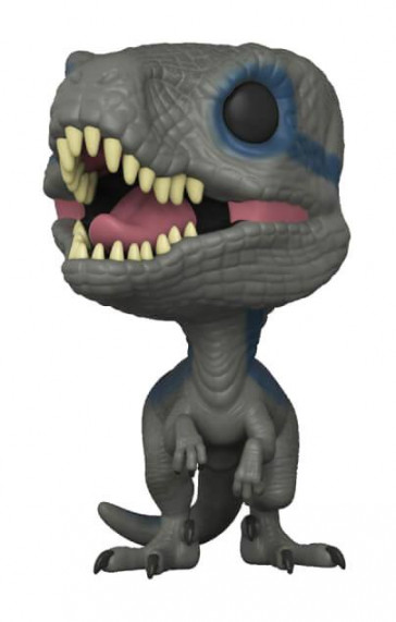 Jurrasic World 2 Blue POP! New Pose Figur 9 cm