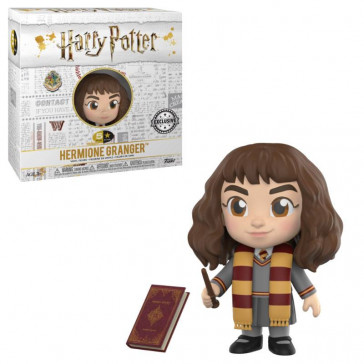 Harry Potter 5 Star Hermine Vinyl Figur Gryffindor 8 cm Exclusive