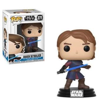 Star Wars Clone Wars Anakin POP! Figur 9 cm